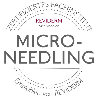 reviderm microneedling -zertifikat niederösterreich