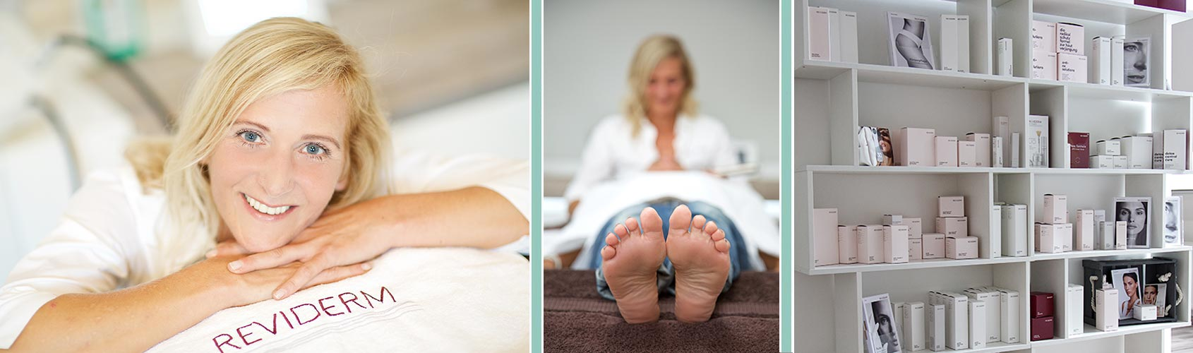 Kosmetik Reviderm Massage