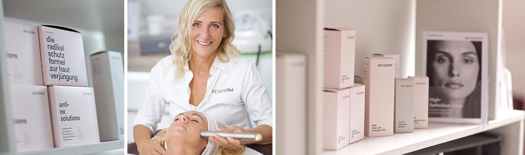 Kosmetikstudio Reviderm - Bezirk Baden