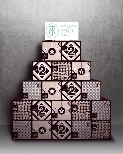 Kosmetikstudio Beautyprofi-RAK Weihnachtsbaum
